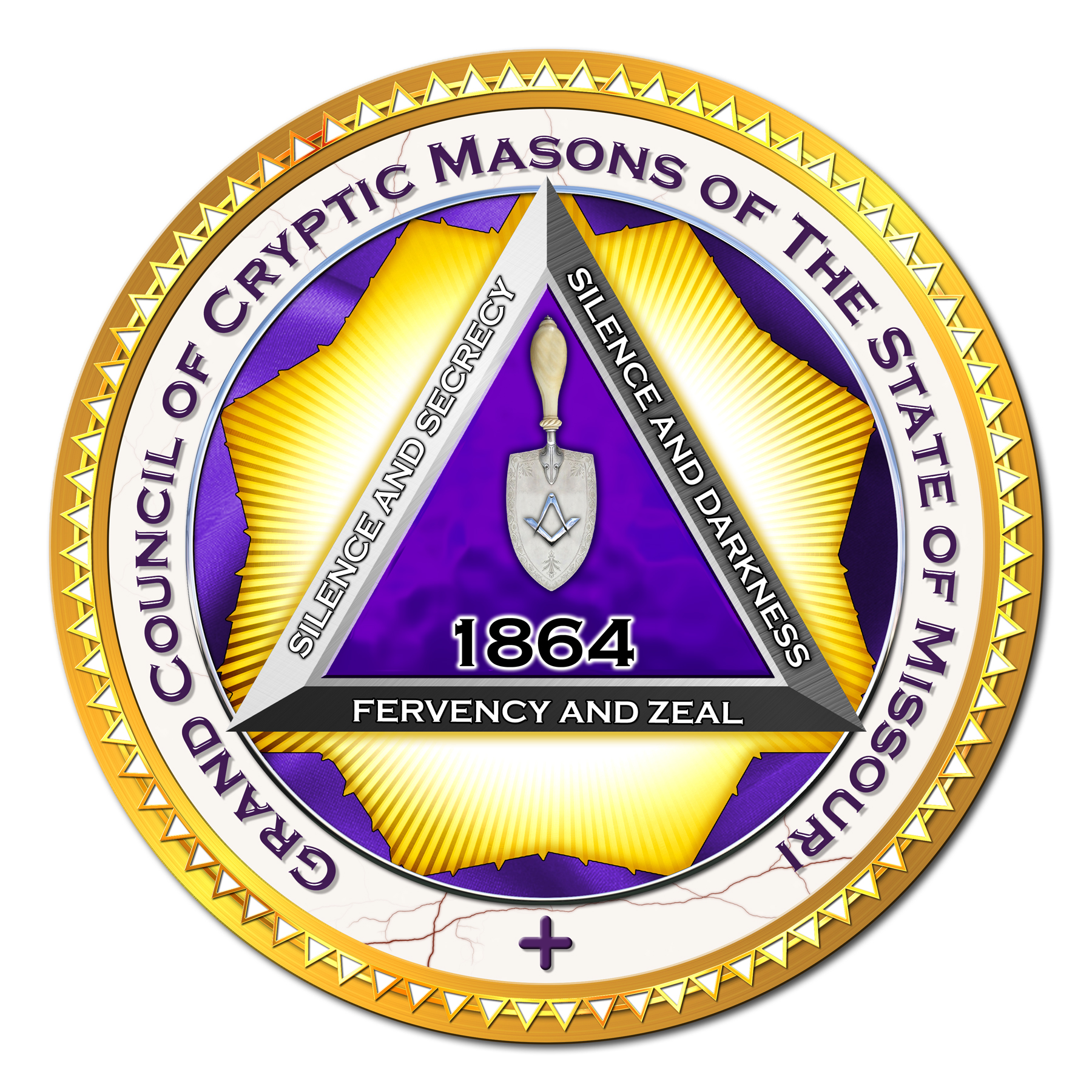 Grand Illustrious Master Official Visit to Trinity Council No. 47 @ Hannibal Masonic Temple | Hannibal | Missouri | United States