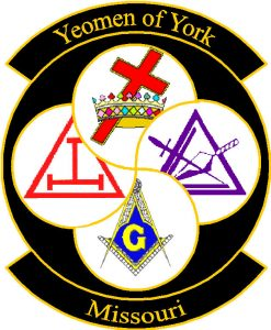 Columbia Preceptory Yeomen of York - Columbia @ Columbia Masonic Temple | Columbia | Missouri | United States