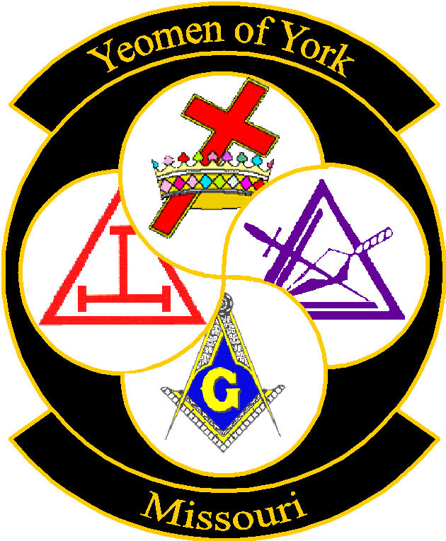 Annual Ingathering Grand Preceptory Yeomen of York @ Grand Preceptory Yeomen of York | Jefferson City | Missouri | United States